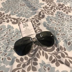 Zara aviator sunglasses